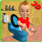 Baby Toilet Training Simulator icon