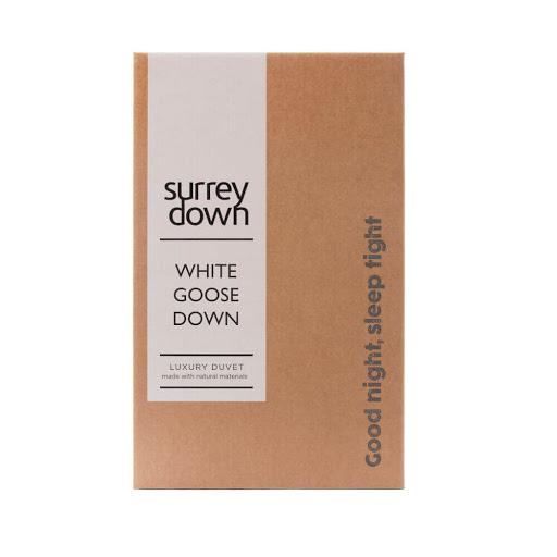 Surrey Down White Goose Down Duvets