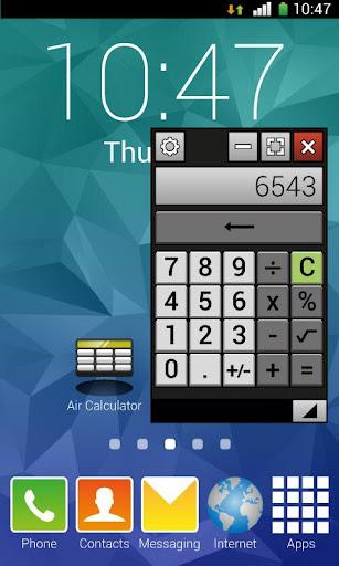 Air Calculator