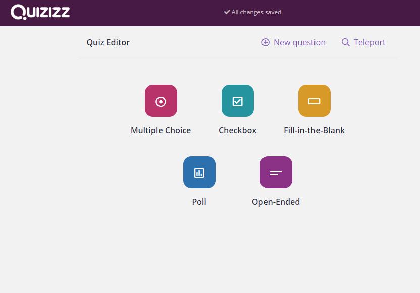 Quizizz sebagai alternatif kuis online untuk virtual meeting