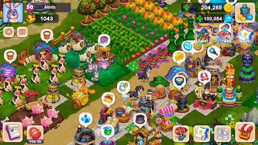 Royal Farm u2013 Farming adventure 1.27.0 screenshots 1