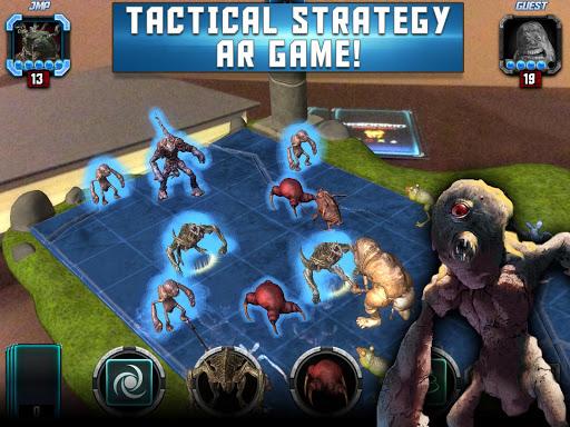 HoloGrid: Monster Battle  screenshots 8