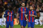 Lésion musculaire: le Barça a perdu un cadre à Dortmund