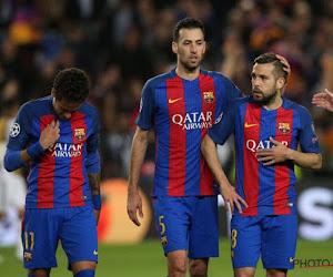 """""""Son départ nous a choqués"""" : Sergio Busquets revient sur le passage de Messi au PSG"""