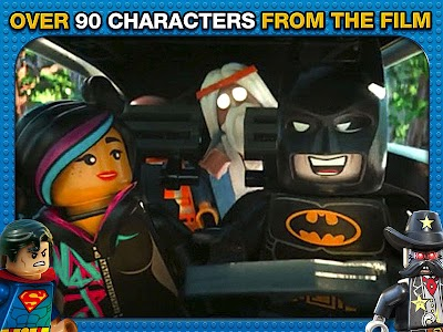 The LEGO ® Movie Video Game screenshot 12