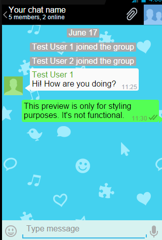 WhatsUpp Chat Messenger