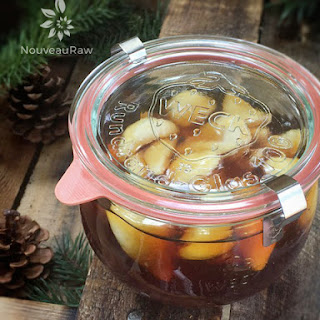 Garlic Honey Throat, Cold and Flu Remedy