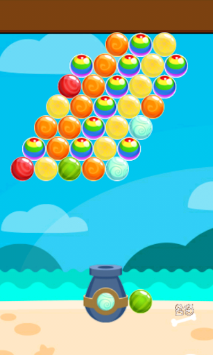 Seaside Bubble Shooter for PC