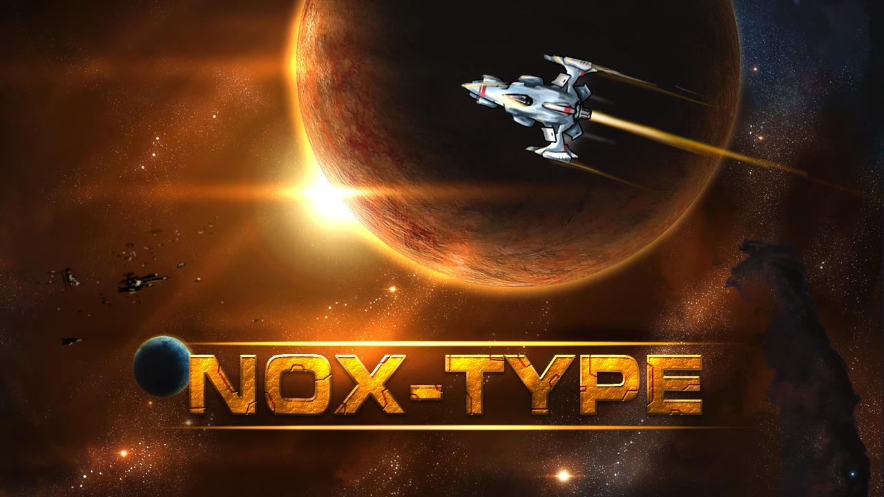 NoxType: Retro Space Shooter- screenshot
