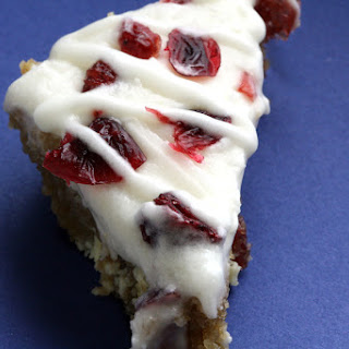 Mock Cranberry Bliss Bars
