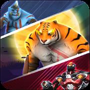 Ninja Tiger fighting 3D
