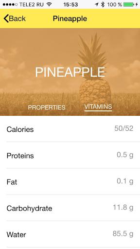 無料健康AppのJuicy Ideas - Healthy Yummies|記事Game