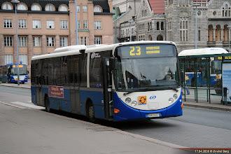 Photo: #115: RMI-447 ved Helsinki/Helsingfors stasjon, 17.04.2008.