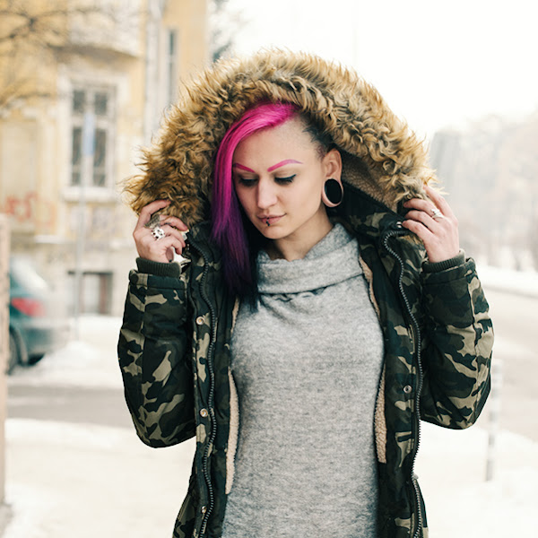 OOTD Dell: Stay warm
