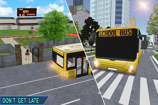 Virtual Girl Life: New High School Girl Sim android2mod screenshots 14
