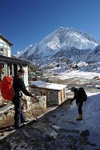 Photo: Kongma Tse (Mehra Paek) メラピーク。5820m