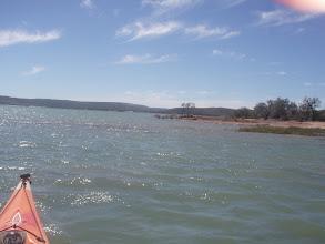 Photo: Nice paddle up stream