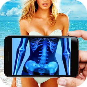 Body X Ray Scanner (Fun Prank) for PC and MAC