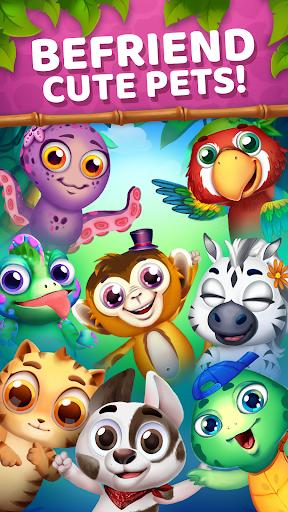 Animatch Friends - cute match 3 Free puzzle game 0.38 screenshots 1