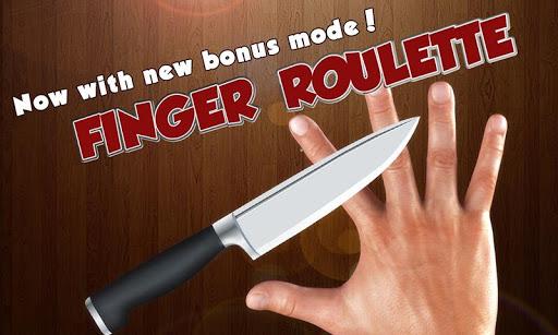 Finger Roulette (Knife Game) 1.0.30 screenshots 1