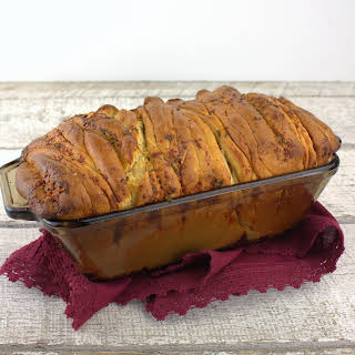 Garlic Pull-Apart Bread.