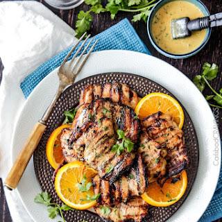 Cajun Honey Mustard Chicken (Grill or Stovetop).