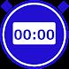 ストップウォッチ(複数記録対応・リセットなし対応) - Androidアプリ