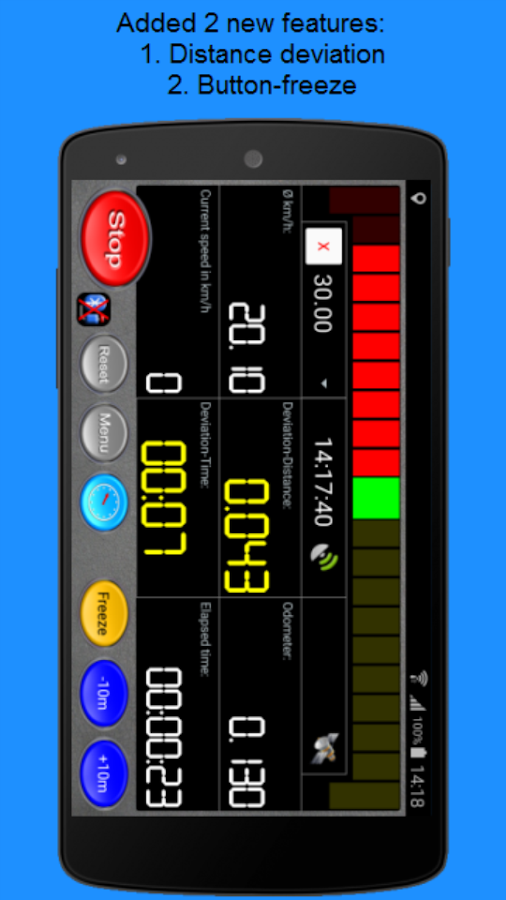 Speedpilot Pro- screenshot