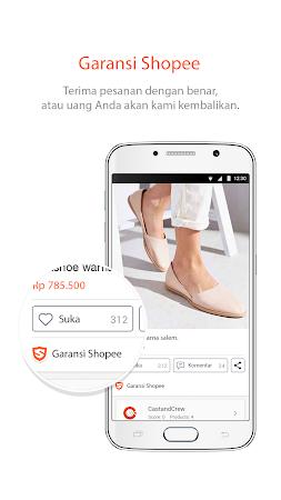 Shopee: Jual Beli di Ponsel 2.2.34 screenshot 378935