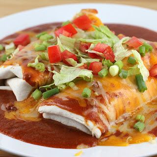 Wet Burrito Sauce Recipes