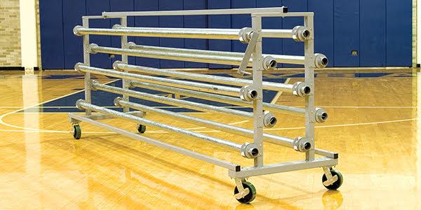 Deluxe Gym Floor Cart