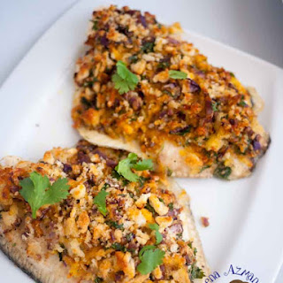 Baked Fish Fillets With Cheese Recipes.