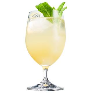 Ginger-Lime Spritz