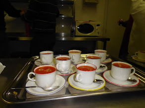Photo: soepie  soepie   helaba  dat zeg je  toch niet tegen  GAZPACHO...!!!!