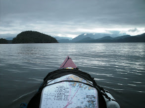 Photo: Crossing Rivers Inlet