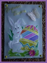 """Photo: """"Pâques""""  envoyée à Mamichat ."""