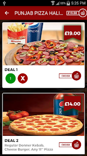 PUNJAB PIZZA HALIFAX- screenshot thumbnail