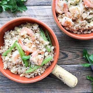 Shrimp Vegetable Quinoa Recipes.