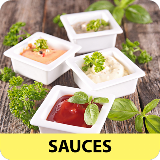 Sauces Recipes For Free App Offline With Photo Android APK Download Free By Papapion