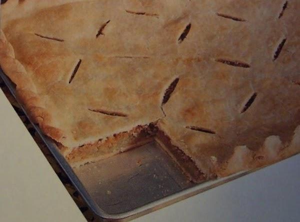 Grandmas Apple  Pie Squares Recipe