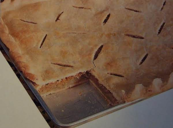 Grandmas Apple  Pie Squares Recipe