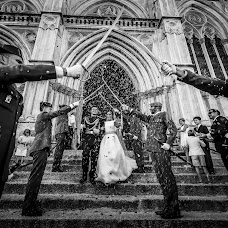Wedding photographer Eliseo Regidor (EliseoRegidor). Photo of 12.10.2018