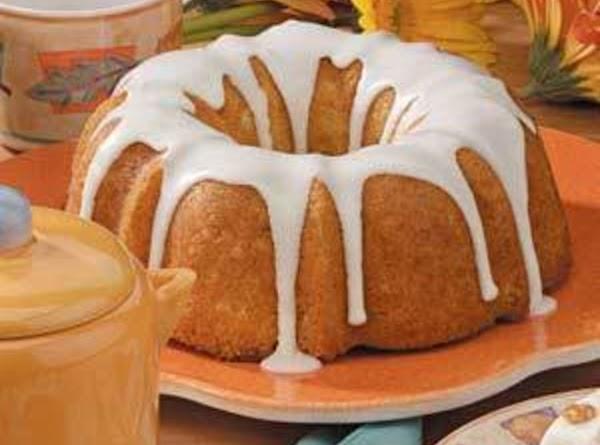 Easy Kentucky Pound Cake Recipe