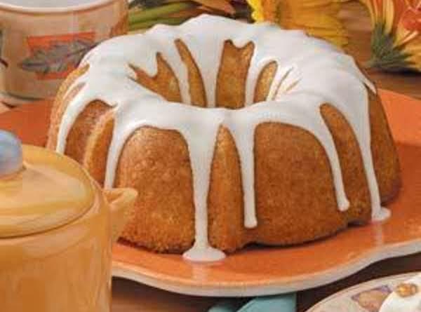 Easy Kentucky Pound Cake