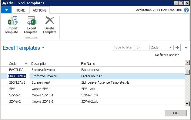 viko s nav blog template based excel reports functionality in nav