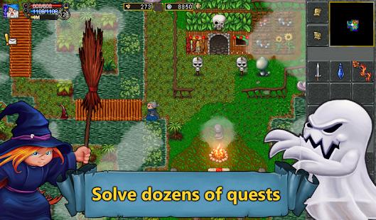 TibiaME MMO Screenshot 20
