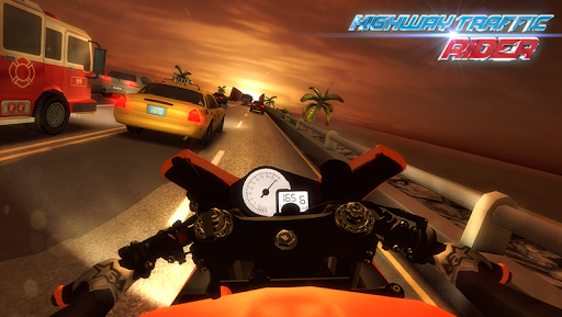 Highway Traffic Rider  screenshots 2