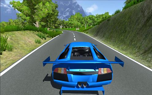 Lamborghini Driving - náhled