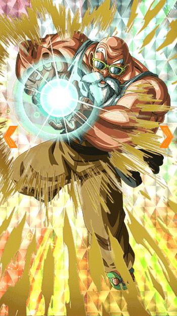 奇跡の前線復帰・亀仙人(MAXパワー)