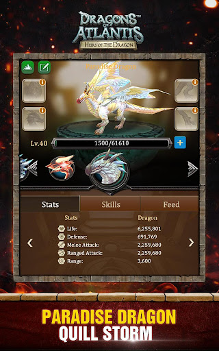 Dragons of Atlantis 9.5.0 screenshots 2